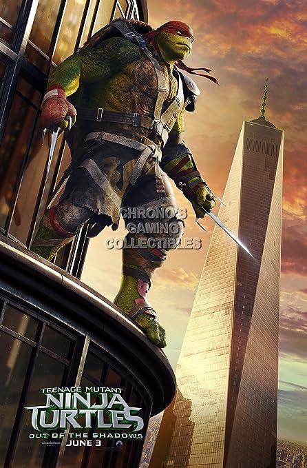 Amazon.com: PremiumPrintsG - Teenage Mutant Ninja Turtles ...