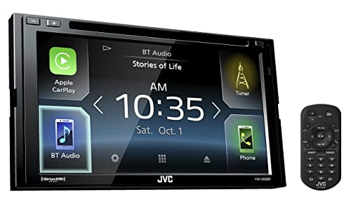 JVC KW-V830BT Double Din Bluetooth Stereo Receiver