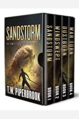 Sandstorm Box Set: The Complete Dystopian Sci-Fi Series Kindle Edition