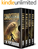 Sandstorm Box Set: The Complete Dystopian Sci-Fi Series (Books 1-4)