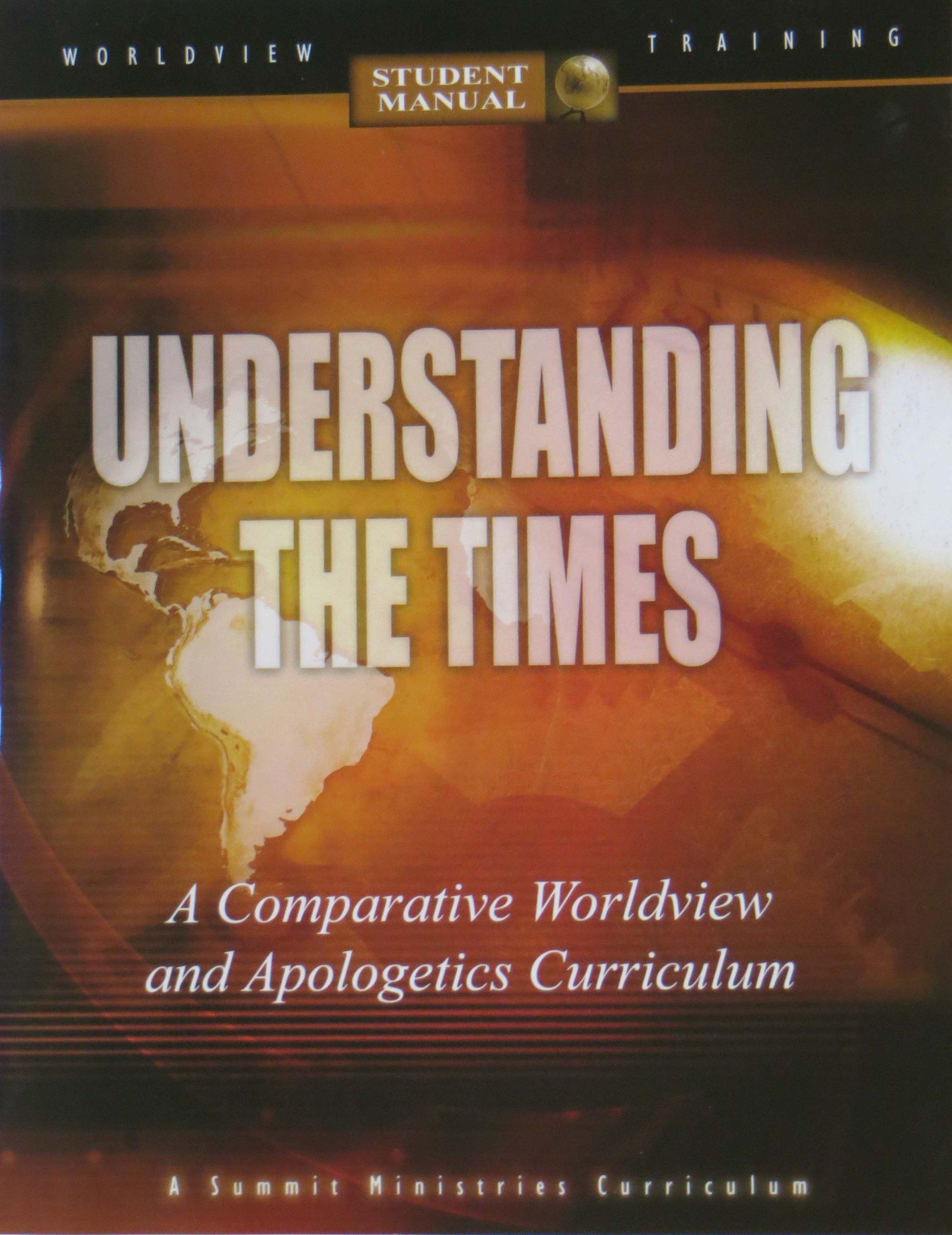 understanding the times student manual noebel 9780936163031 rh amazon com McGraw-Hill Phonics Workbooks Teacher Printables