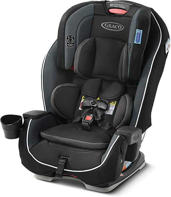 Graco Milestone 3 in 1 Convertible Car Seat | Infant to Toddler Car Seat
