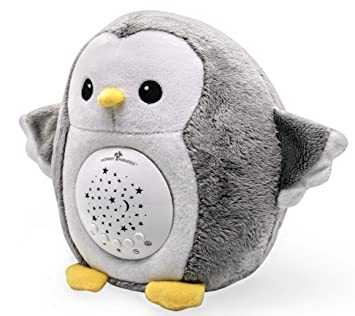 acd500e03e88 Baby Gifts Soother Sound Machine, White Noise Sleep Aid, Cry Sensor & Night  Light