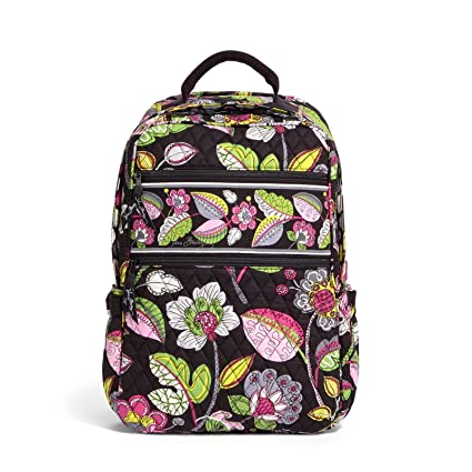 Amazon.com  Vera Bradley Tech Backpack (Flower Shower)  Computers    Accessories cd84a76bf44d8