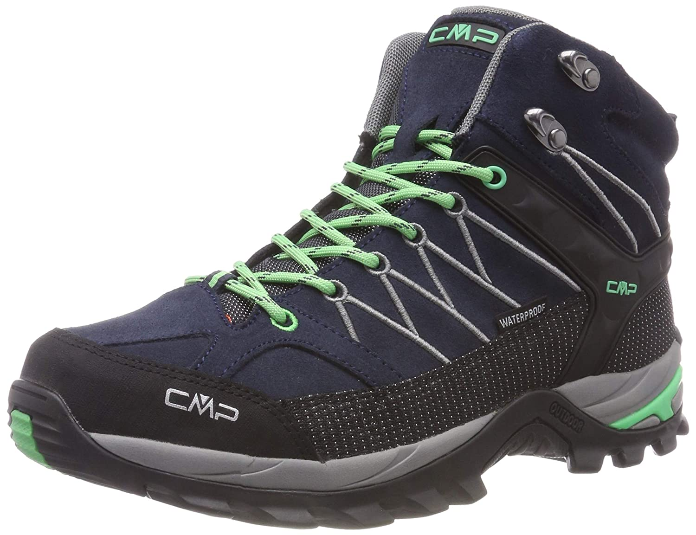 (Asphalt-ice Mint 64bn) CMP Campagnolo Rigel, High Rise Chaussures de randonnée Femme 41 EU