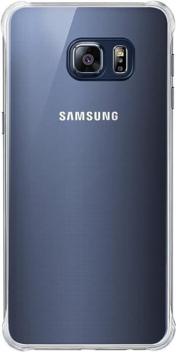 Samsung Clear Cover - Funda oficial para Samsung Galaxy S6 Edge+ ...