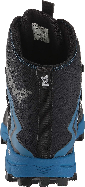 Inov-8 Mens Roclite G 370 Mid Boot Fit Waterproof Hiking Boots Breathable Graphene Grip Lightweight Vegan