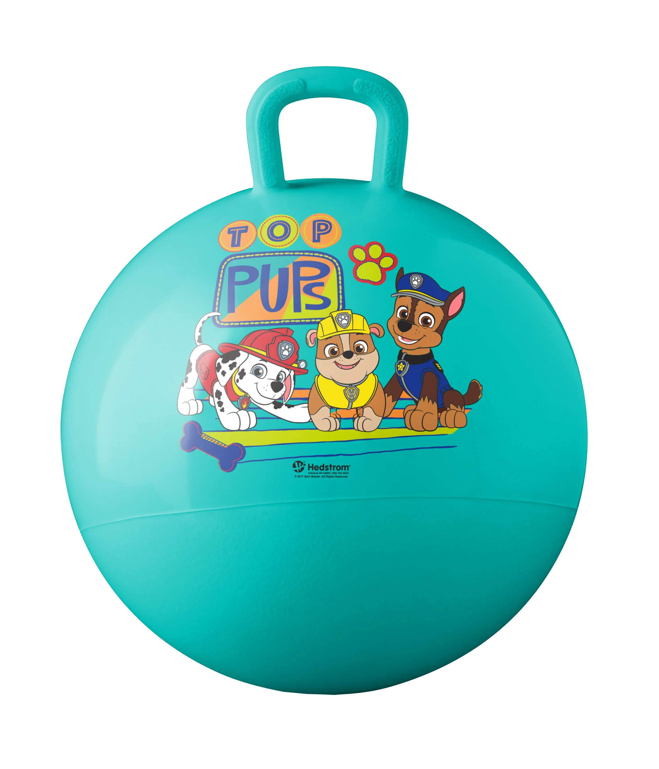 Nickelodeon Hedstrom Paw Patrol Hopper Ball, Hop ball for kids