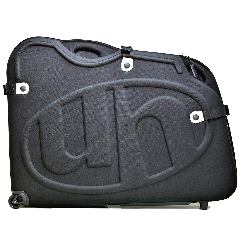 Ultimate Hardware Eva Hard Case Airport Bike Travel Box Black