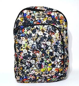Mochila escolar Organizzato comix All Over Special diseño tapones Color oferta New: Amazon.es: Oficina y papelería