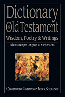 dictionary of the old testament historical books the ivp bible dictionary series