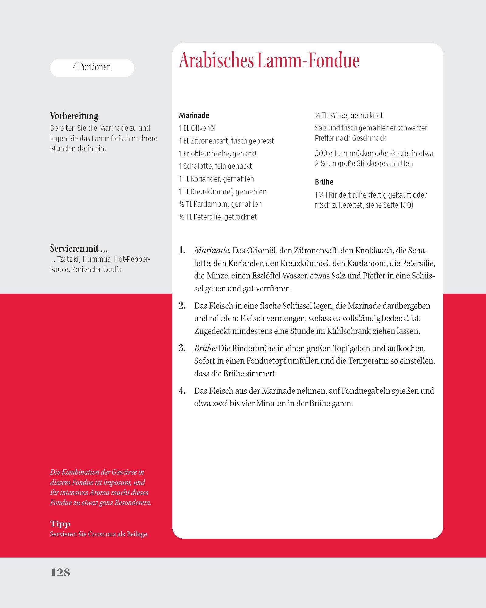 Fondue Nichts Für Spießer Simon Ilana 9783868524574 Amazon Com Books