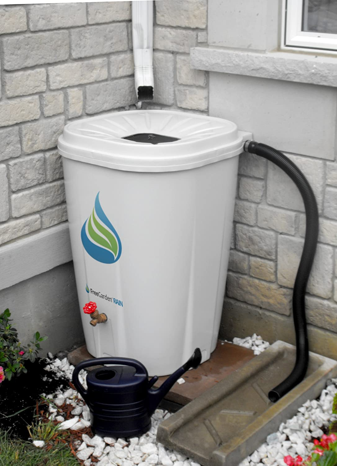 Enviro World Corporation- 55 Gallon Rain Barrel