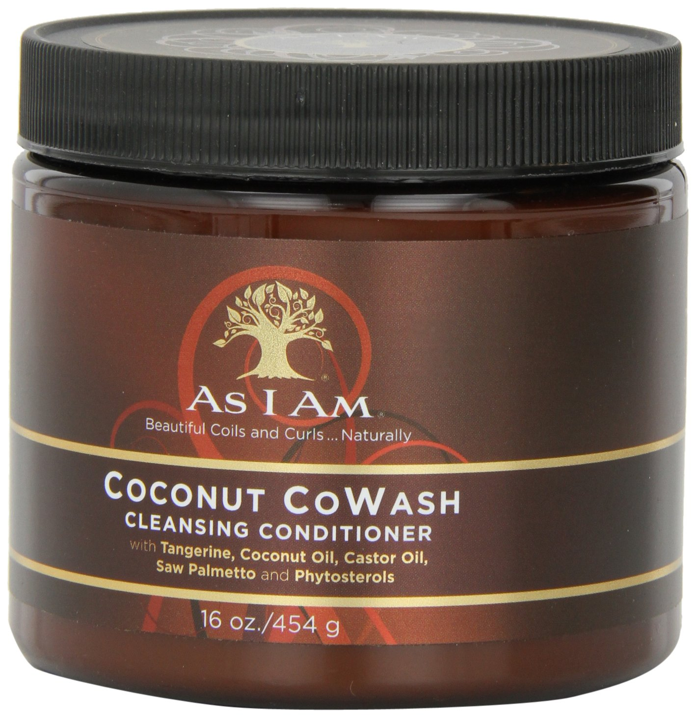 As I Am Coconut Cowash Cleansing Conditioner, 16 Ounce 002141