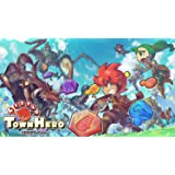 リトルタウンヒーロー - Switch (【パッケージ版限定封入特典】DLC「オリジナルサウンドトラックダウンロードコード」 & 【Amazon.co.jp限定特典】ポストカード3枚セット 同梱)