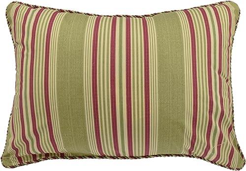 Waverly Imperial Dress Antique Decorative Pillow, 14 x20