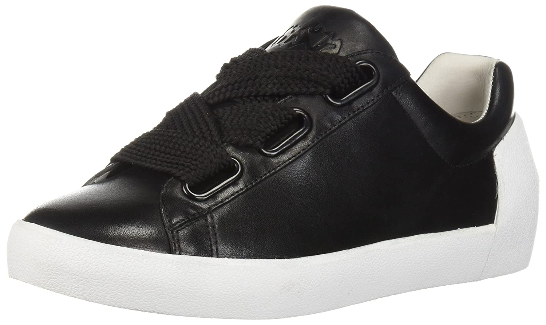 Ash Women's AS-Nina Sneaker B0757CQ9RM 40 M EU (10 US)|Black