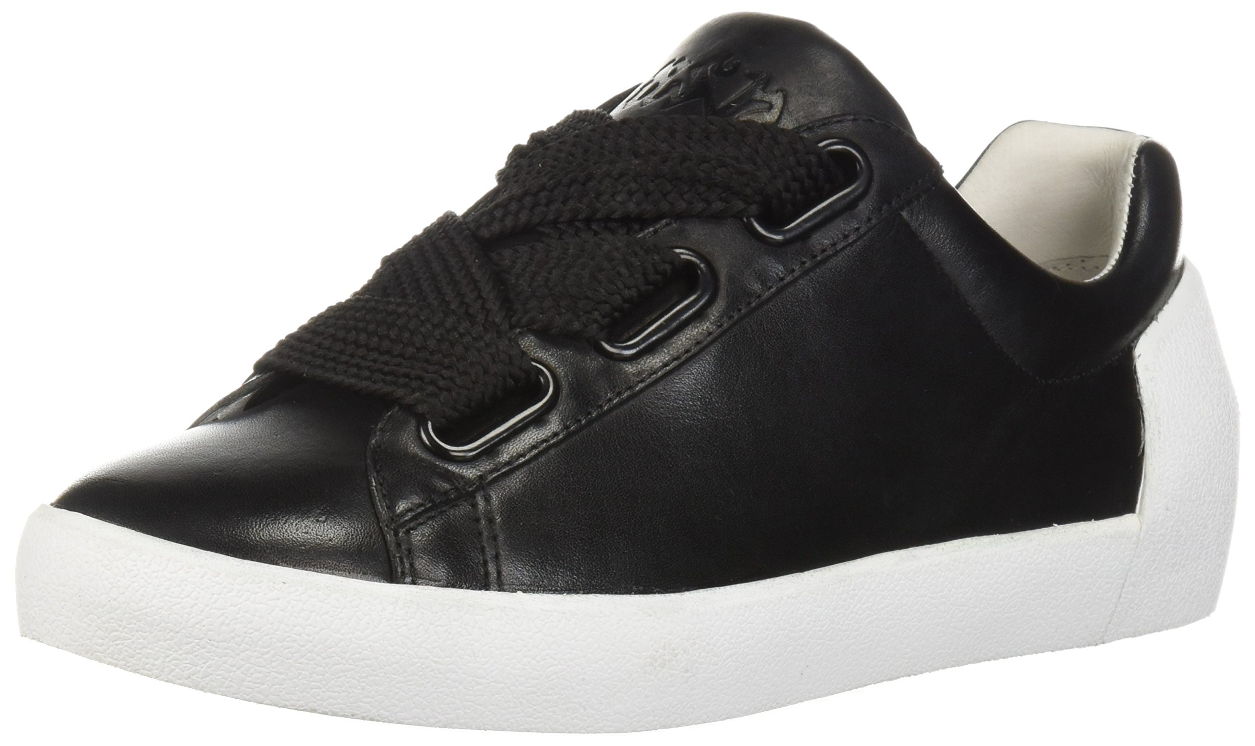 Ash Women's AS-Nina Sneaker, Black, 35 M EU (5 US)