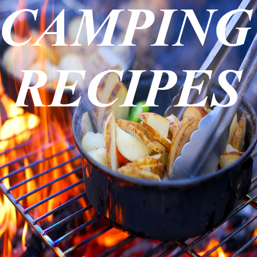 Camping Recipes! Grilled Potatoes Foil