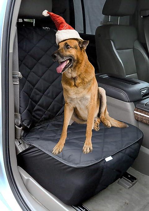 81aZaLGgoyL._SY679_ amazon com plush paws co pilot pet car seat cover for bucket seats