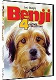 Benji - 4 Movie Set - Benji - Benji: Off the Leash - For the Love of Benji - Benji's Very Own Christmas Story