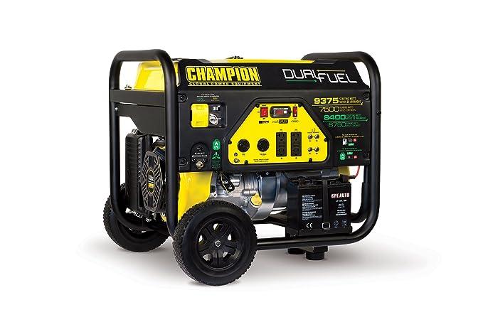 Best Generators for RV : Champion 7500 Portable Generator