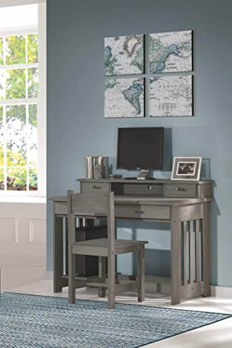 Discovery World Furniture Charcoal Desk