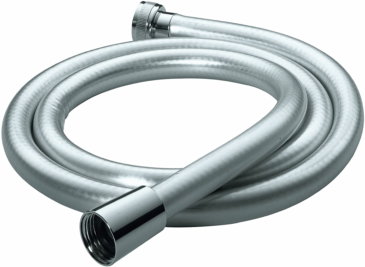 Ideal Standard Shower Hose 1/2  x 1/2-Inch x 175  cm Chrome, A4109AA