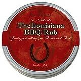 Louisianische Gewürzmischung zum marinieren für Fleisch und Fisch -Gourmetgewürzmischung für den perfekten Grillabend –Louisiana BBQ Rub – von Feuer und Glas ( 45g )