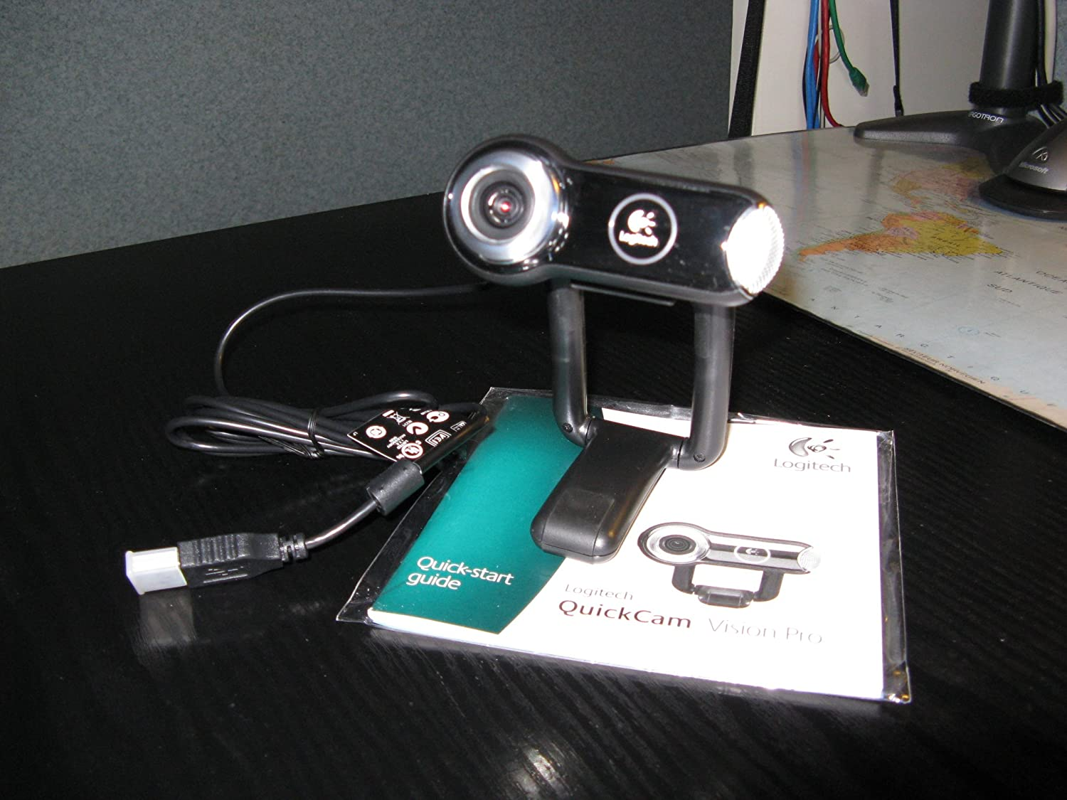 logitech quickcam vision pro for mac specifications
