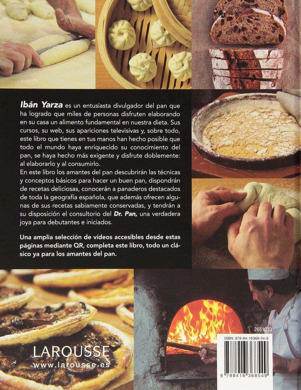 Pan casero. Edición especial Larousse - Libros Ilustrados ...