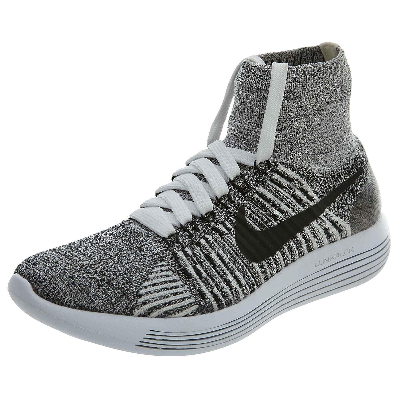 blanc 38 EU Nike WMNS Lunarepic Flyknit, Chaussures de FonctionneHommest EntraineHommest Femme