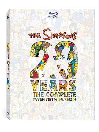 The Simpsons: Season 20 [Blu-ray]