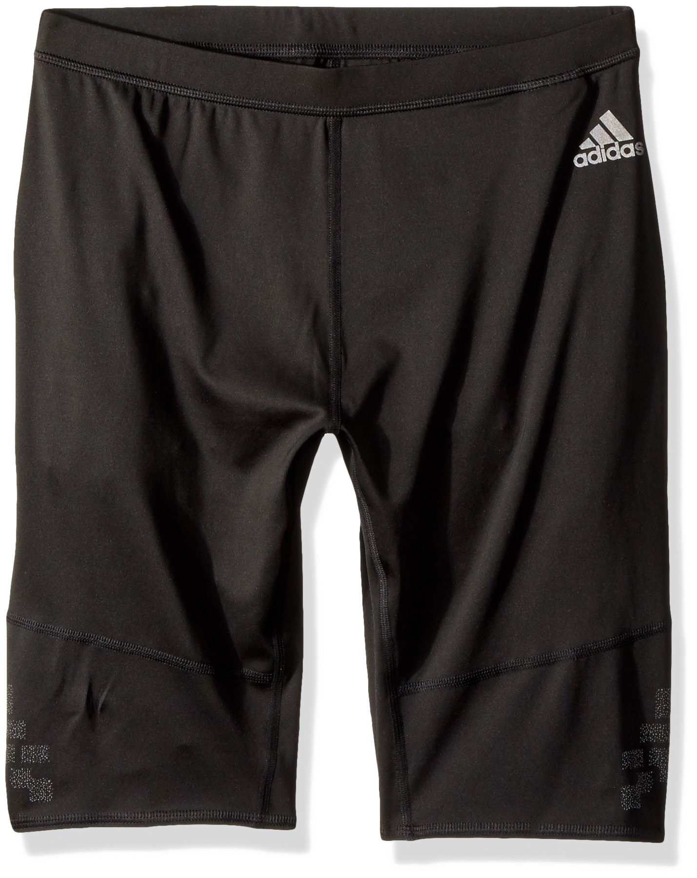 adidas Men's Running Supernova Short Tights, Black, Small