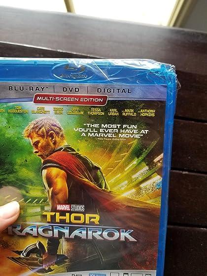 Thor: Ragnarok (Theatrical Version) Two Stars
