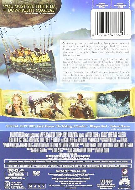 Stardust [USA] [DVD]: Amazon.es: Cine y Series TV