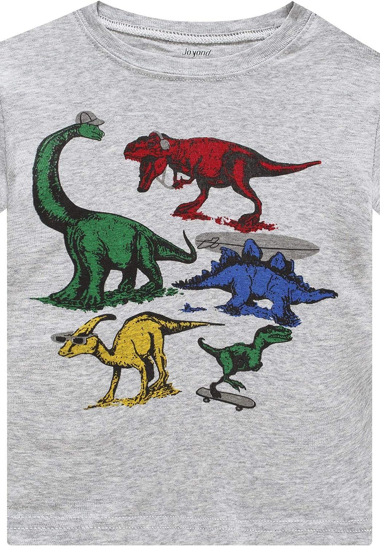 Boys Pajamas Sets Glow in The Dark Dinosaurs Sleepwear Christmas Boy Clothes 100/% Cotton Car Kids Pjs
