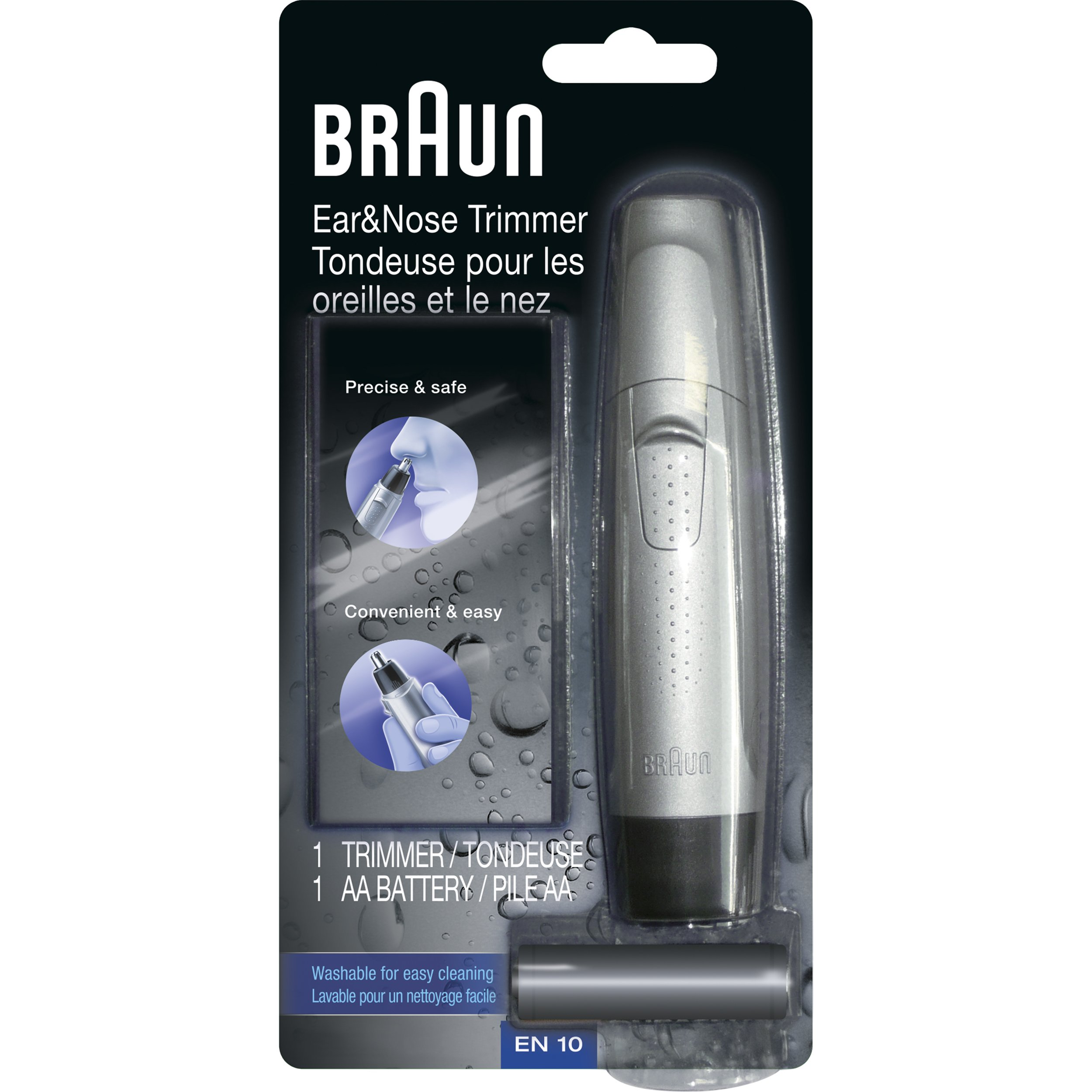 Braun Beard Trimmer Bt5070 Easy Fast And Precise