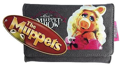 Amazon.com: MISS PIGGY - Cartera oficial de Disney «The ...