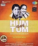Hum Aur Tum-Lata and Rafi