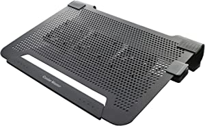 Coolermaster Notepal U3 Cooler for Notebook - Black