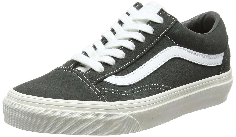 Vans Unisex Old Skool Classic Skate Shoes B01NCKHJJ8 12.5 B(M) US Women / 11 D(M) US Men|Gunmetal