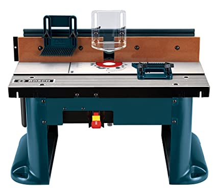 Bosch ra1181 benchtop router table amazon tools home improvement bosch ra1181 benchtop router table greentooth Choice Image