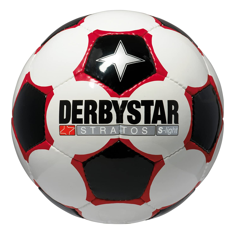 Derbystar Stratos Super Light - Balón de fútbol Blanco Weiss ...