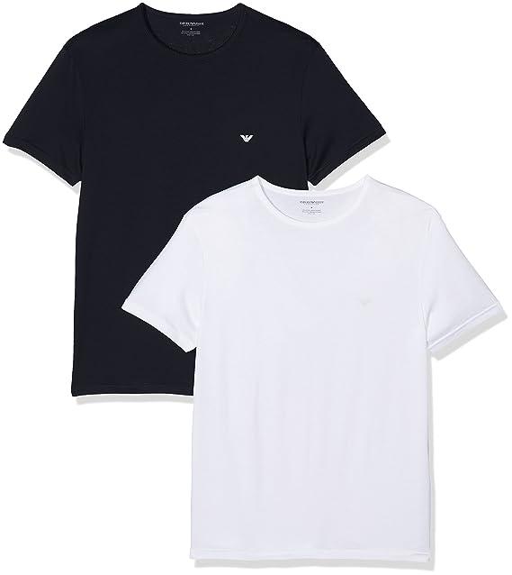 Emporio Armani Underwear Pijama para Hombre: Amazon.es: Ropa y accesorios