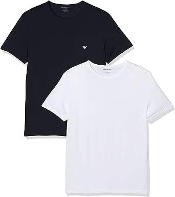 Emporio Armani Underwear Pijama (Pack de 2) para Hombre: Amazon.es: Ropa y accesorios