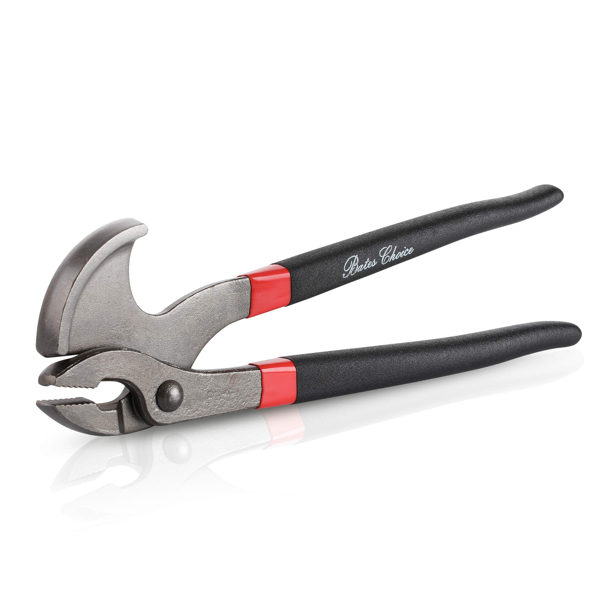 Bates- Nail Puller, Pliers, Nail Remover Tool, Multi Tool, Hand Tools, Staple Puller, Carpenter Tools, Staple Remover, Nail Puller Tool, Trim Puller, Nail Remover, Nail Pliers, Cats Paw Nail Puller