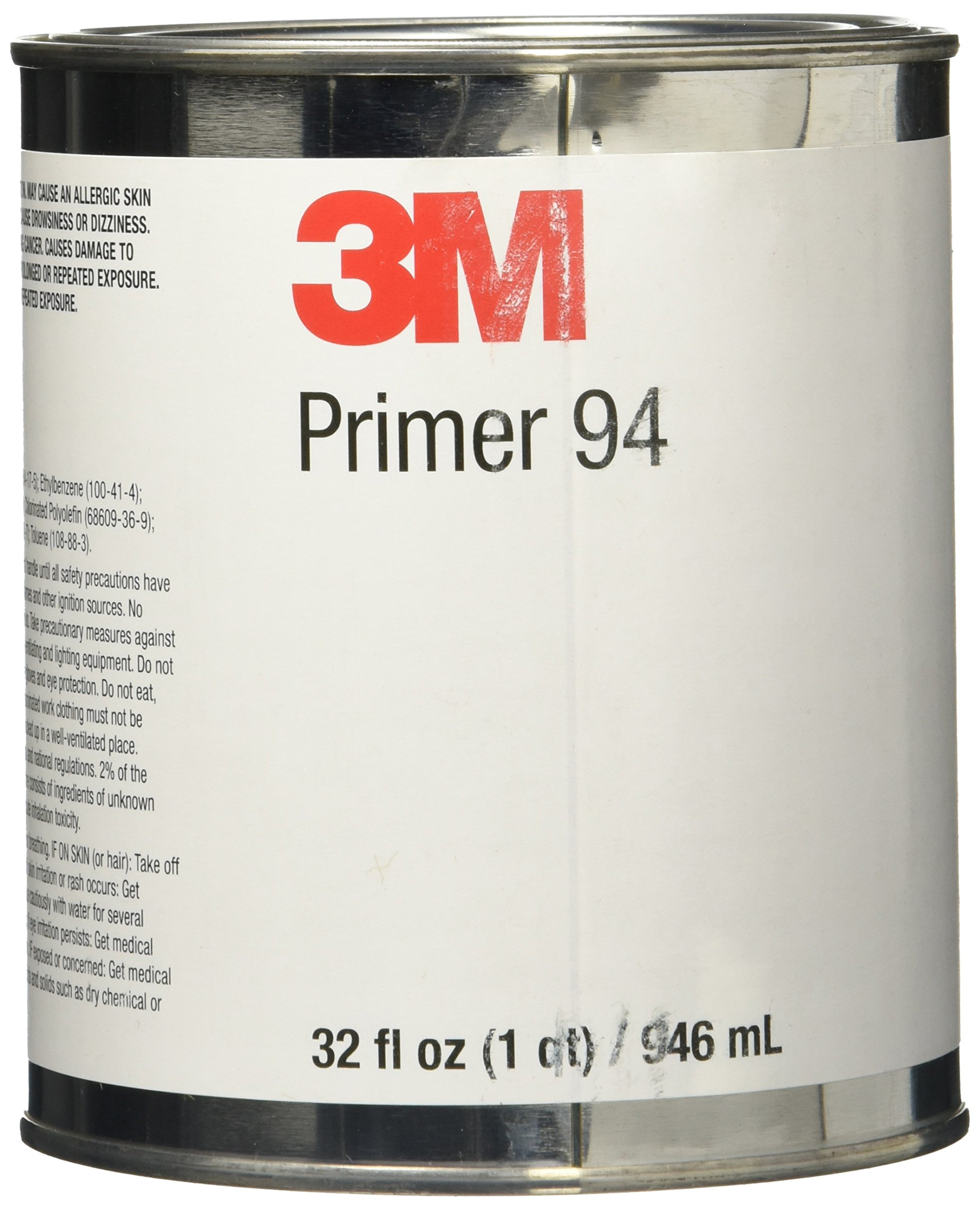 3M 94 Yellow Tape Primer Quart