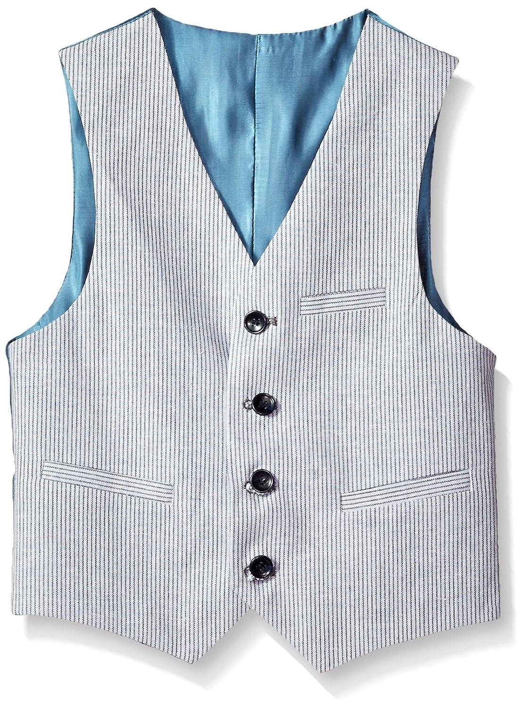 Amazon.com: isaac mizrahi Boys Slim rayas lino 3 piezas ...
