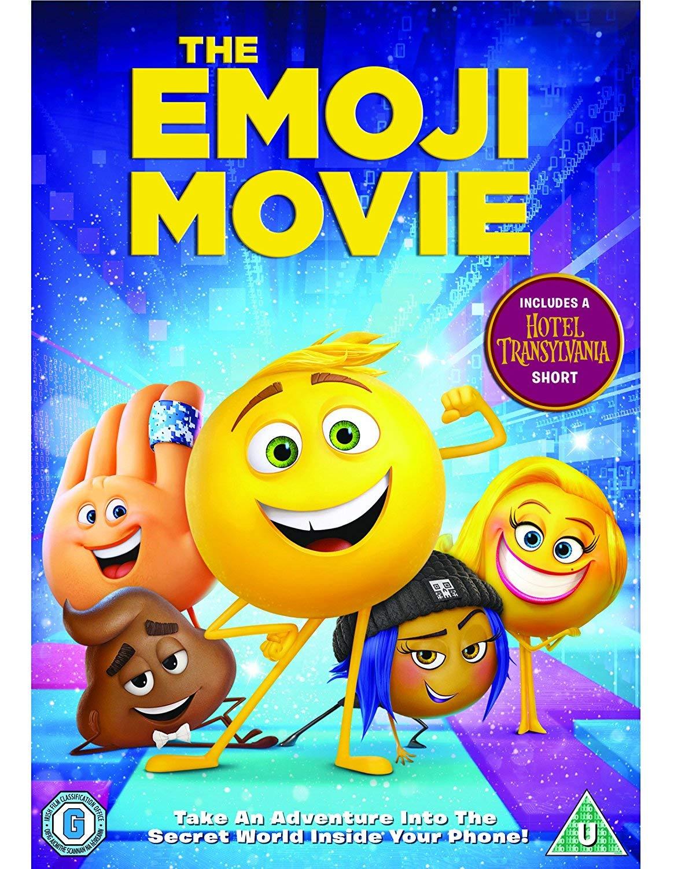 Amazon Com The Emoji Movie Dvd 2017 Movies Tv